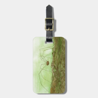 Daddy Long Legs Luggage Tag