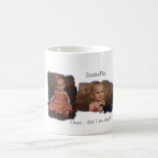 Daddy/Mom Little  Girl Mug