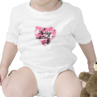 Daddy s Lil Girl Baby Bodysuit