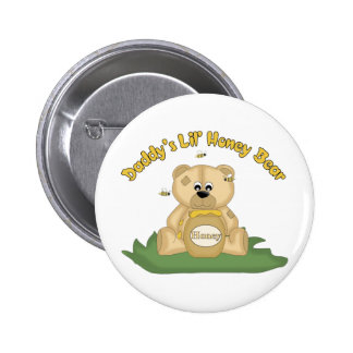 Daddy s Lil Honey Bear Pins