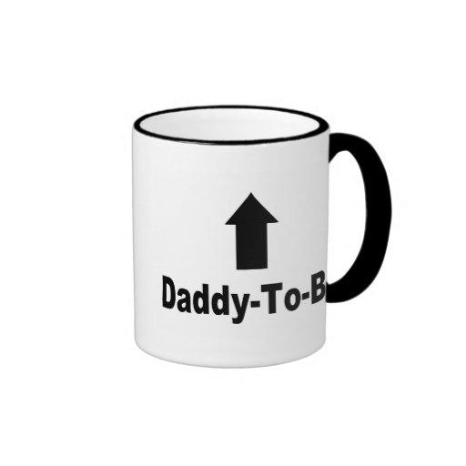Daddy To Be Mugs