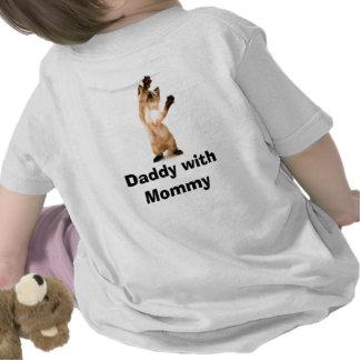 Daddy w Buddies T-shirt