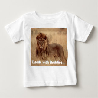 Daddy w Buddies T Shirt