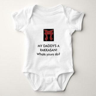 daddys a rakkasan baby bodysuit