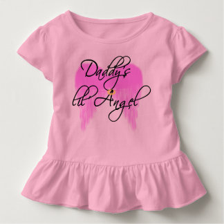 Daddy's Angel Toddler T-shirt