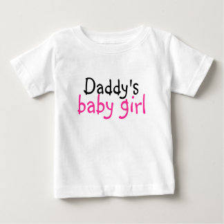 Daddy's Baby Girl Baby T-Shirt