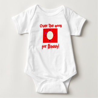 Daddy's Baby Kids T-Shirt