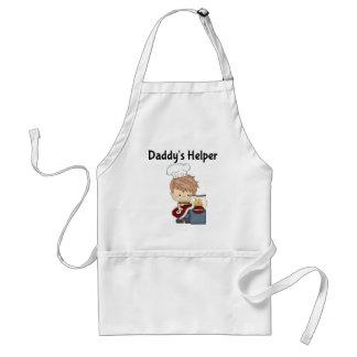 Daddy's BBQ Helper Standard Apron