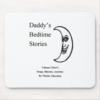 Daddys Bedtime Stories Amazon.com Kindle Ebooks Mouse Pad