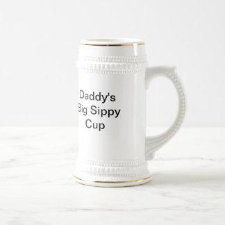 Daddy's Big Sippy Mug