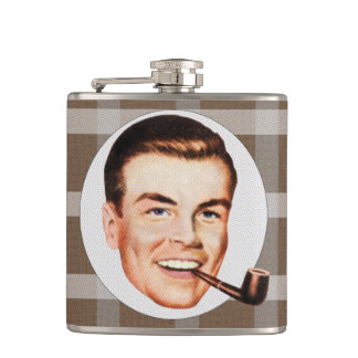 Daddy's Booze Hip Flask