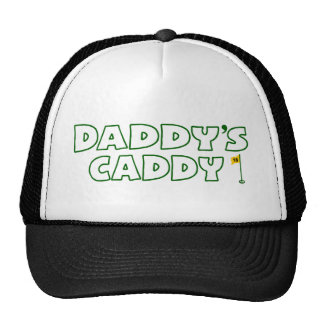 Daddy's Caddy Trucker Hat