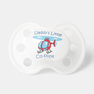 Daddys Co-Pilot Baby Pacifier