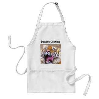 Daddy's Cooking_Apron Standard Apron