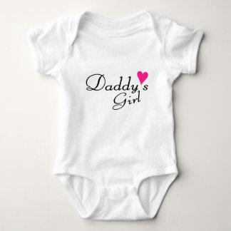 Daddys Girl Baby Bodysuit