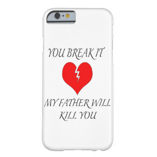 Daddy's Girl Barely There iPhone 6 Case