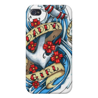 Daddy's girl iPhone 4/4S cases