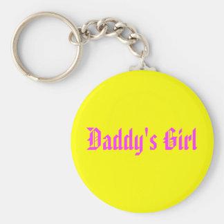 Daddy's Girl Keychain