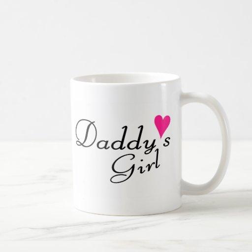 Daddys Girl Coffee Mug