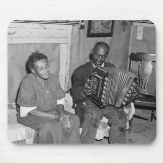 Daddy's Got A Squeezebox: 1940 Mouse Pad