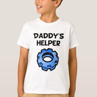 Daddy's Helper Gear T-Shirt