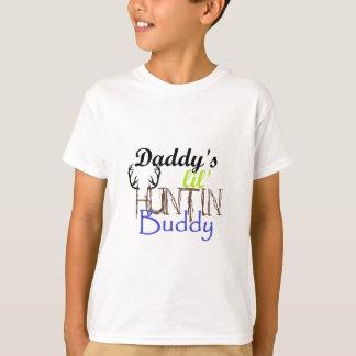 daddys huntin buddy t-shirts
