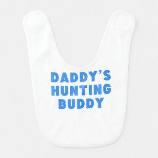 Daddy's Hunting Buddy Bibs