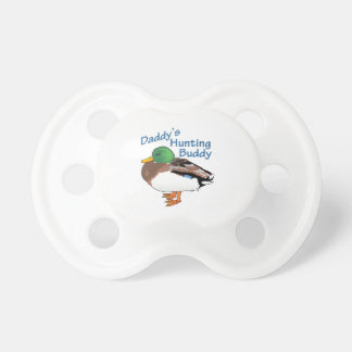 DADDYS HUNTING BUDDY PACIFIER