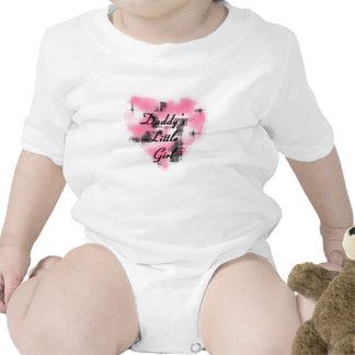 Daddy's Lil Girl Baby Bodysuit