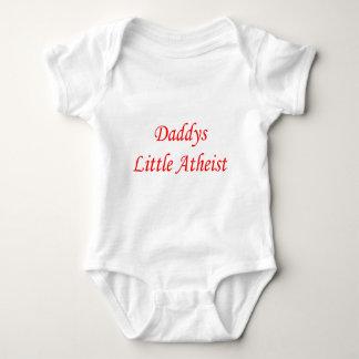 Daddys Little Atheist Baby Bodysuit