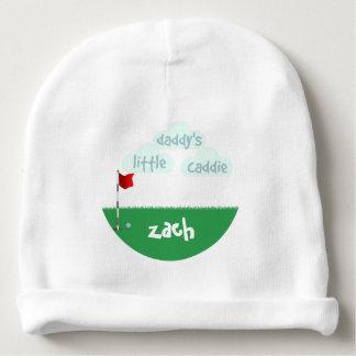 Daddy's Little Caddie Custom Baby Cotton Beanie Baby Beanie