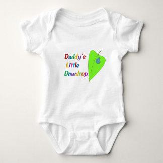 Daddy's Little Dewdrop Baby Bodysuit