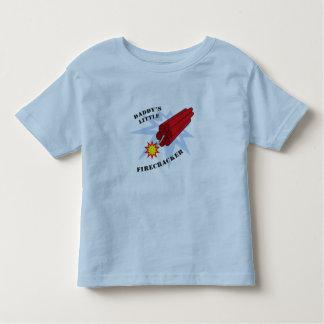 Daddy's Little Firecracker Toddler T-shirt
