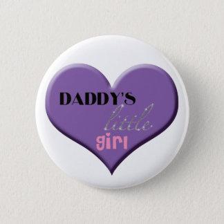 Daddy's Little Girl 2 Inch Round Button