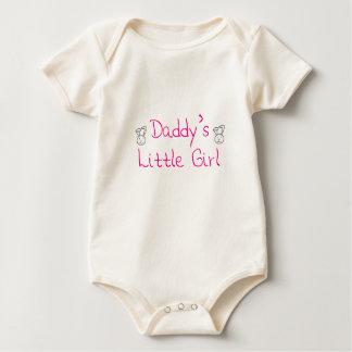 Daddys little girl baby bodysuit