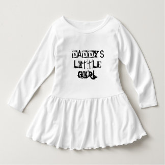 Daddy's Little Girl, father child quote Dress