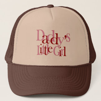 Daddy's Little Girl Trucker Hat