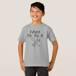 Daddys little helper, Future Mr. Fix it T-Shirt