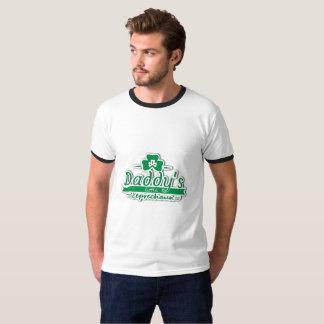 Daddy's Little Leprechaun St Patricks Day Kids T-Shirt