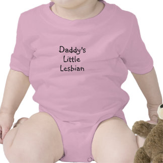 Daddy's Little Lesbian Baby Creeper