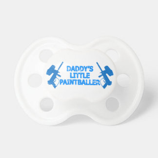 Daddy's Little Paintballer Pacifier