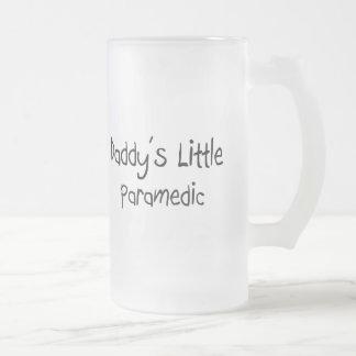 Daddy's Little Paramedic Mugs