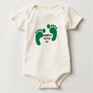 Daddy's Little PJ Baby Bodysuit