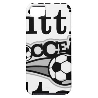 Daddy's Little Soccer Star Case For The iPhone 5
