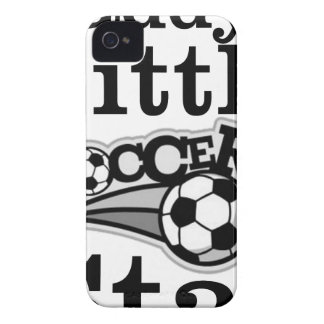 Daddy's Little Soccer Star Case-Mate iPhone 4 Cases