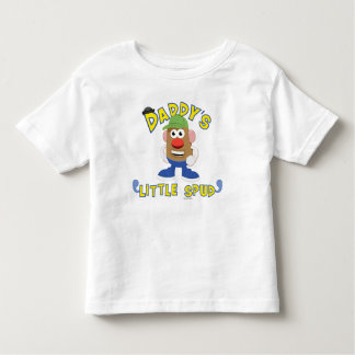 Daddy's Little Spud Toddler T-shirt