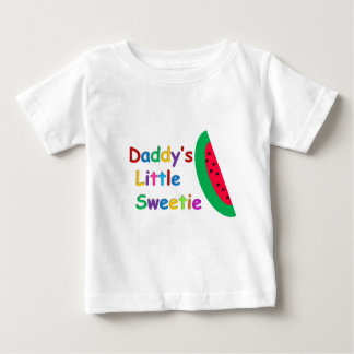 Daddy's Little Sweetie Baby T-Shirt