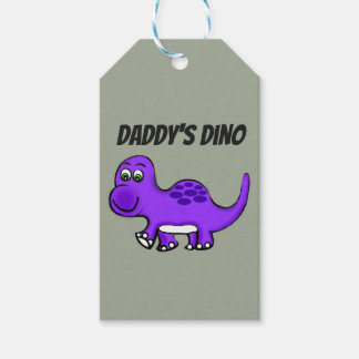 Daddy's Little Tag-a-Long Gift Tags