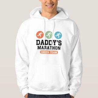 Daddy's Marathon Cheer Team Hoodie