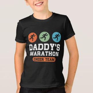 Daddy's Marathon Cheer Team T-Shirt